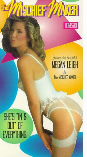 Description The Mischief Maker(1987)- Megan Leigh, Nina Hartley