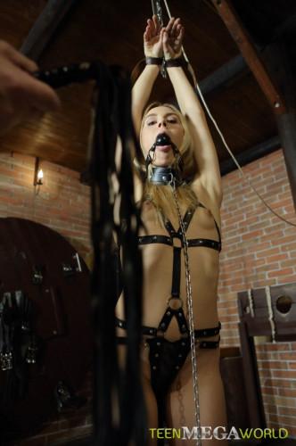 Description Dude fucks tied up slave