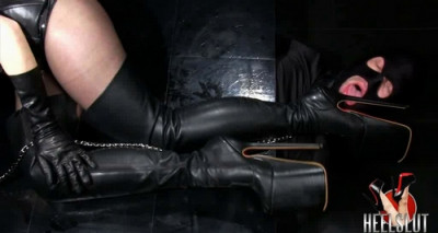 Beneath Her Bitch Boots