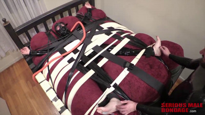 Seriousmalebondage - Inflatable Servitude Bed
