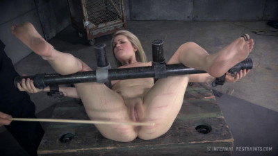 Description InfernalRestraints Winnie Rider likes pussy torture.