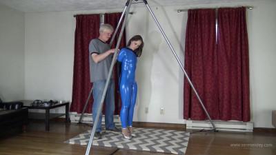 Rachel Adams: Bondage Gear Catalog Shoot