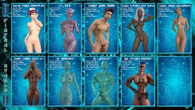 Description SpaceCorps XXX