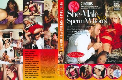 She-male Sperm Whores 5