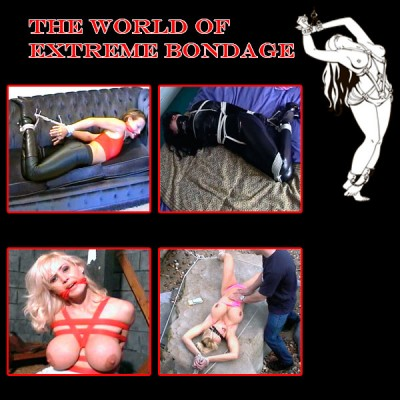 The world of extreme bondage 84