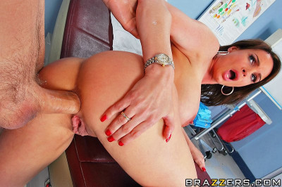 Playful Milf Is Ready To Sexual Treatment Of The Doctor (video, goo, huge tits, husband)