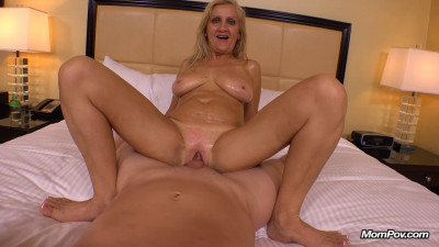 50 year old natural european blonde milf