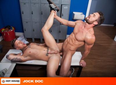 HotHouse - Jock Doc - Ryan Rose & Danny Gunn (720p)
