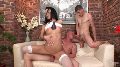 Him, Me or She scene 2 (cums, guys, cumshots).