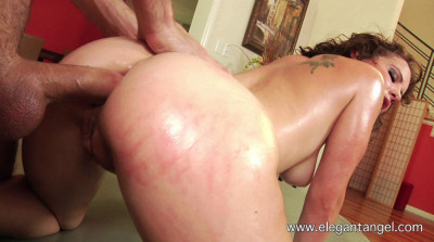 Big Booty Girl Katie St. Ives Gets Hardcore Anal