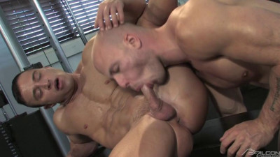 Description Wild Fuck With Muscle Bound Studs