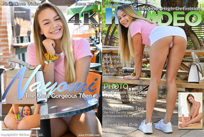 Description The Most Gorgeous Teen HD