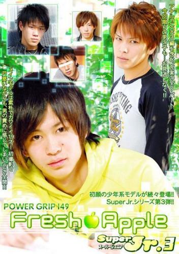 Power Grip 149 - Super Jr 3 - Fresh Apple