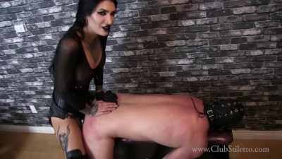 Mistress Damazonia - You're Going To Be A Cum Dumpster