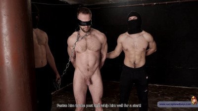 RusCapturedBoys - Commando Stas In Slavery Pt1
