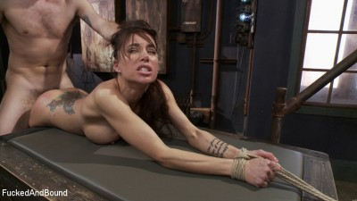 Gia DiMarco - Tied Tight and Fucked Hard