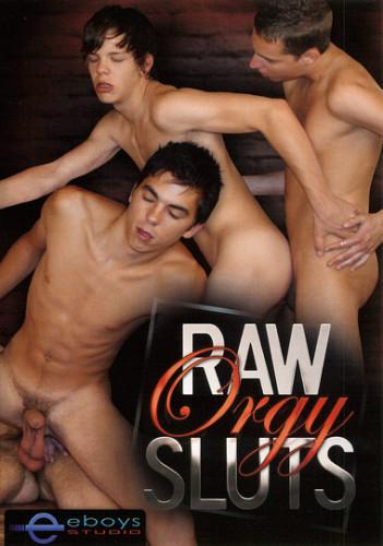 Raw Orgy Sluts - Alex Arias, Joshua Black, David White