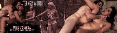 Description Teensinthewoods - Aug 25, 2017 - Teens In The Woods - Jaye Summers & Marina Angel