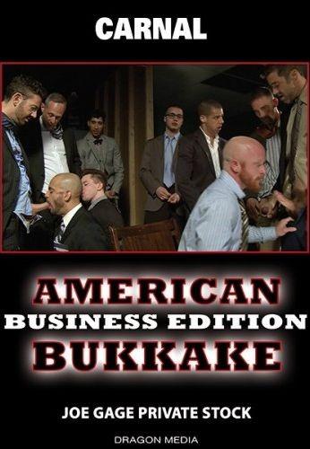 American Bukkake - Business Edition