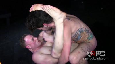 Luke Harding and Saxon West