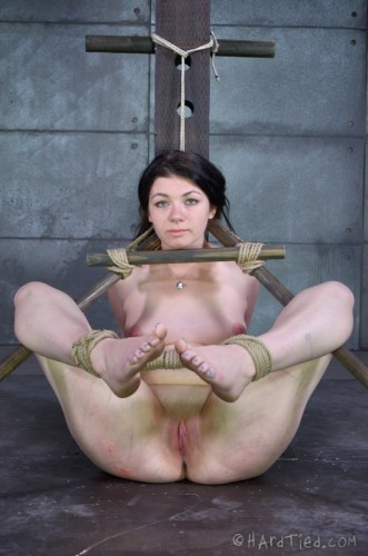 HT — Tied Up — Harley Ace, OT — HD