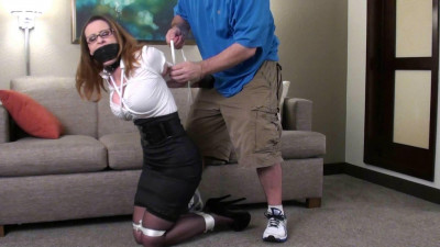 Serene Secretary Bound Part One