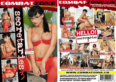 Description Combat Zone - Secretaries vol3(2010)