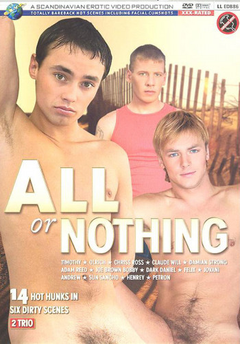 Bareback All Or Nothing — Timothy, Olrich, Chris Rosso