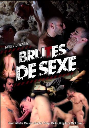 RidleyDovarez - Hard Bastards (Brutes de Sexe)