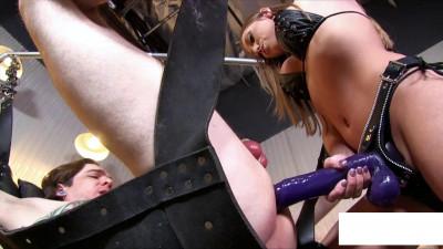 internal enjoy (Shawna Leneé - Anal Chastity Orgasms).