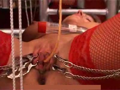 Water urethra torture 06