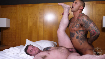 The Guy Site – Bane Fucks Daxx Carter