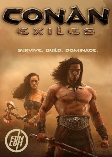 Conan Exiles: Barbarian Edition Ver.23580