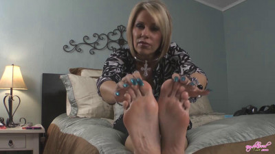 The Best Gold Porn AngelKissedFeet Collection part 12