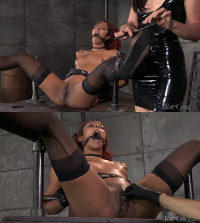 Bondage, spanking, strappado and torture for sexy bitch part 3
