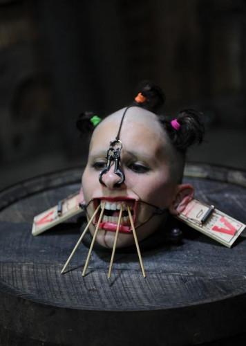 Head Games – Slave Marina