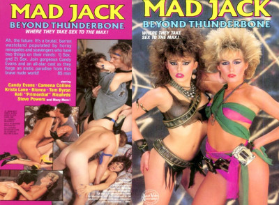 Description Mad Jack Beyond Thunderbone(1986)- Candy Evans, Careena Collins