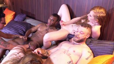 Shiri Allwood Pansexual-Orgy