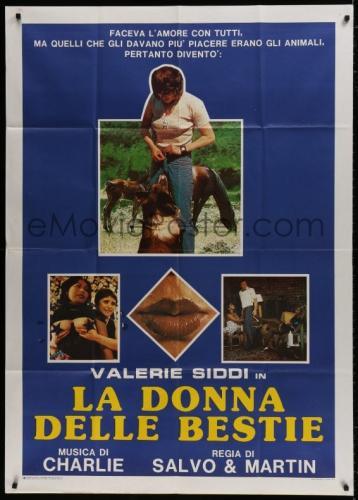 Description La Donna Delle Bestie