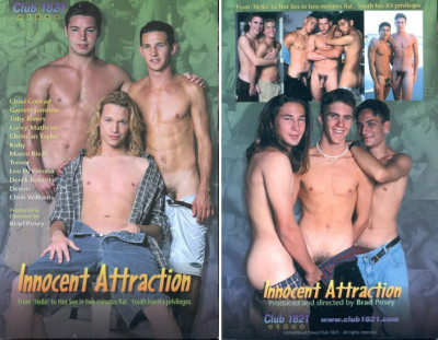 Club 1821 Video – Innocent Attraction (2000)