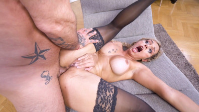 Anal Champion - Mia Linz and Mike Angelo - Full HD 1080p
