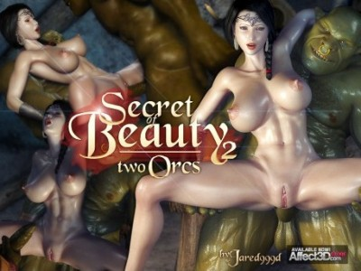 Secret of Beauty Orc Ritual 3D Full HD