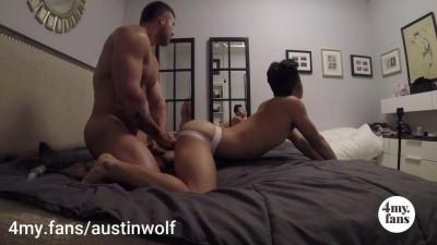 Austin Wolf Fucks Jaesyun