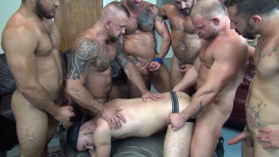 Alex Mason's Birthday Gang Bang