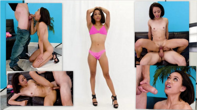 Aria Skye - Panty Audition