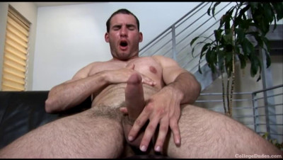 Eric Rollins Busts A Nut