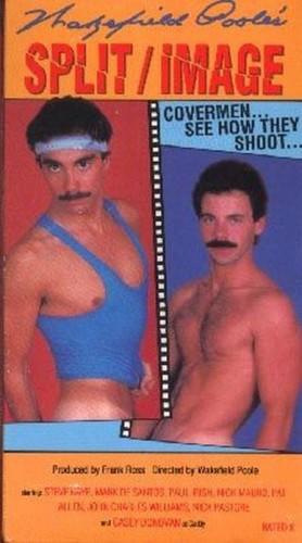Bareback Split Image — Casey Donovan,Nick Mauro, Mark DeSantos (1984)