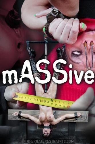 Syren De Mer mASSive - stud, humiliation, woman, bdsm