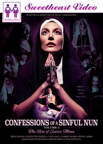 Confessions of a Sinful Nun Part 2 The Rise Of friend Mona