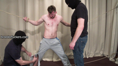 Danny – Roped, clothes shredded, groped